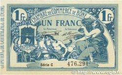 1 Franc FRANCE régionalisme et divers BÔNE 1919 JP.138.10 SPL