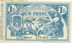 1 Franc FRANCE régionalisme et divers Bône 1920 JP.138.13 SUP
