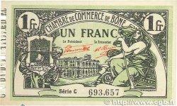 1 Franc FRANCE régionalisme et divers Bône 1921 JP.138.15 SPL+