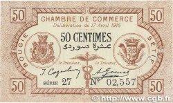 50 Centimes FRANCE régionalisme et divers BOUGIE, SÉTIF 1915 JP.139.01 SPL