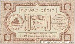 50 Centimes FRANCE régionalisme et divers Bougie, Sétif 1915 JP.139.01 pr.NEUF