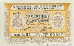 50 Centimes FRANCE régionalisme et divers BOUGIE, SÉTIF 1918 JP.139.03 NEUF