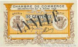 50 Centimes FRANCE régionalisme et divers BOUGIE, SÉTIF 1918 JP.139.04 SUP+