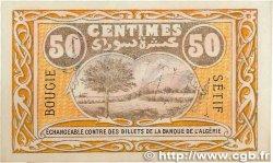 50 Centimes FRANCE régionalisme et divers BOUGIE, SÉTIF 1918 JP.139.04 SPL