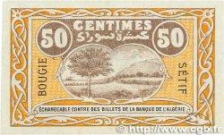 50 Centimes FRANCE régionalisme et divers BOUGIE, SÉTIF 1918 JP.139.04 pr.NEUF