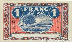 1 Franc FRANCE régionalisme et divers Bougie, Sétif 1918 JP.139.07 pr.SPL