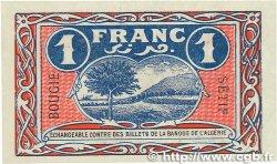 1 Franc FRANCE régionalisme et divers Bougie, Sétif 1918 JP.139.07 pr.NEUF