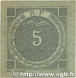 5 Centimes FRANCE régionalisme et divers BOUGIE, SÉTIF 1916 JP.139.09 SPL