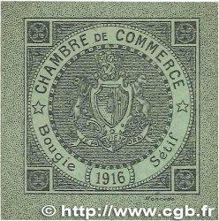 10 Centimes FRANCE régionalisme et divers BOUGIE, SÉTIF 1916 JP.139.10 pr.NEUF