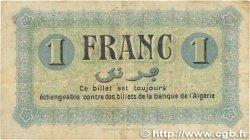 1 Franc FRANCE régionalisme et divers CONSTANTINE 1915 JP.140.04 TB