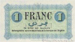 1 Franc FRANCE régionalisme et divers Constantine 1915 JP.140.04 NEUF
