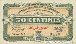 50 Centimes FRANCE régionalisme et divers Constantine 1916 JP.140.06 TTB+