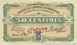 50 Centimes FRANCE régionalisme et divers CONSTANTINE 1916 JP.140.07 SPL+