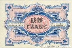 1 Franc FRANCE régionalisme et divers CONSTANTINE 1916 JP.140.10 pr.NEUF