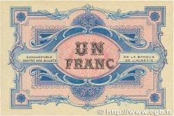 1 Franc FRANCE régionalisme et divers CONSTANTINE 1916 JP.140.11 SPL