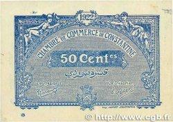 50 Centimes FRANCE régionalisme et divers Constantine 1921 JP.140.33 TTB