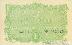 1 Franc FRANCE régionalisme et divers CONSTANTINE 1921 JP.140.34 SUP+