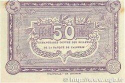 50 Centimes FRANCE régionalisme et divers  1922 JP.140.40 SPL