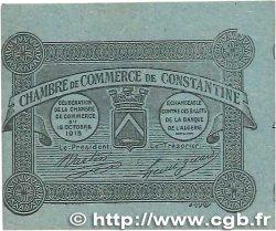 5 Centimes FRANCE régionalisme et divers CONSTANTINE 1915 JP.140.46 SUP+