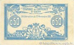 50 Centimes FRANCE régionalisme et divers Oran 1915 JP.141.04 TTB+