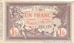 1 Franc FRANCE régionalisme et divers Oran 1920 JP.141.23 TTB