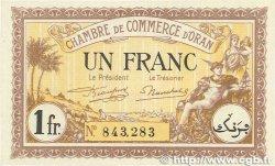 1 Franc FRANCE régionalisme et divers Oran 1922 JP.141.33 NEUF