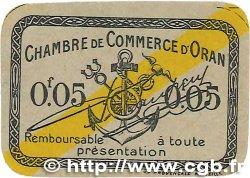 5 Centimes FRANCE régionalisme et divers ORAN 1920 JP.141.56 SPL