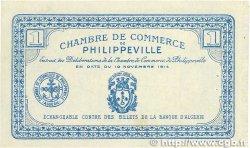 1 Franc FRANCE régionalisme et divers PHILIPPEVILLE 1914 JP.142.02 pr.SPL