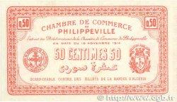 50 Centimes FRANCE régionalisme et divers Philippeville 1914 JP.142.03 pr.NEUF