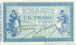 1 Franc FRANCE régionalisme et divers Philippeville 1914 JP.142.04 SPL+