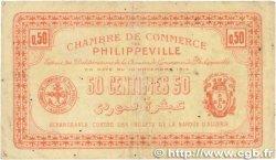 50 Centimes FRANCE régionalisme et divers PHILIPPEVILLE 1914 JP.142.05 TB