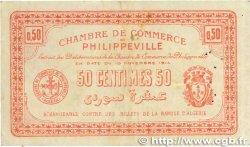 50 Centimes FRANCE régionalisme et divers PHILIPPEVILLE 1914 JP.142.05 pr.TTB