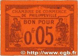 5 Centimes FRANCE régionalisme et divers Philippeville 1915 JP.142.12 SPL