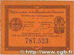 5 Centimes FRANCE régionalisme et divers PHILIPPEVILLE 1915 JP.142.12 pr.NEUF