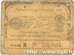 5 Centimes FRANCE régionalisme et divers PHILIPPEVILLE 1919 JP.142.14 B