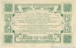 50 Centimes FRANCE régionalisme et divers Abbeville 1920 JP.001.01 TTB