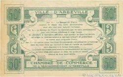 50 Centimes FRANCE régionalisme et divers Abbeville 1920 JP.001.01 TTB+