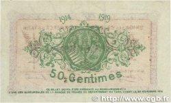 50 Centimes FRANCE régionalisme et divers ALBI - CASTRES - MAZAMET 1914 JP.005.01 TTB+