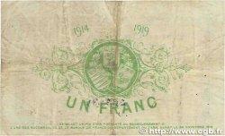 1 Franc FRANCE régionalisme et divers Albi - Castres - Mazamet 1914 JP.005.05 TB