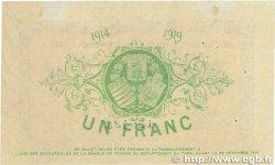 1 Franc FRANCE régionalisme et divers ALBI - CASTRES - MAZAMET 1914 JP.005.05 TTB