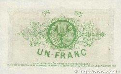 1 Franc FRANCE régionalisme et divers ALBI - CASTRES - MAZAMET 1914 JP.005.05 SUP
