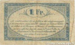 1 Franc FRANCE régionalisme et divers Albi - Castres - Mazamet 1917 JP.005.13 B+