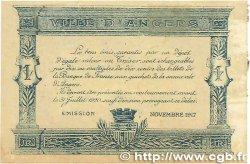 25 Centimes FRANCE régionalisme et divers Angers 1917 JP.008.04 TTB+