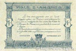 25 Centimes FRANCE régionalisme et divers Angers 1917 JP.008.04 pr.NEUF