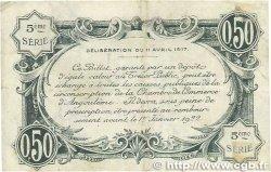 50 Centimes FRANCE régionalisme et divers Angoulême 1917 JP.009.40 pr.TTB