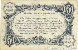 50 Centimes FRANCE régionalisme et divers Angoulême 1920 JP.009.46 TTB