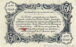 50 Centimes FRANCE régionalisme et divers Angoulême 1920 JP.009.46 TTB+