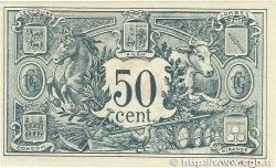 50 Centimes FRANCE régionalisme et divers Auch 1914 JP.015.06 SPL+