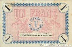 1 Franc FRANCE régionalisme et divers Auxerre 1916 JP.017.08 TTB