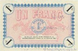 1 Franc FRANCE régionalisme et divers Auxerre 1916 JP.017.08 SUP+